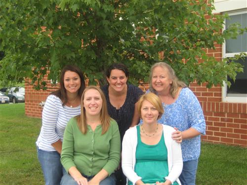 4th grade teaching staff