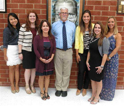 Ms. Young, Ms. Blissard, Ms. Votroubek, Mr. Sheremeta, Ms. Lanihan, Ms. Reeve, Ms. Hunt